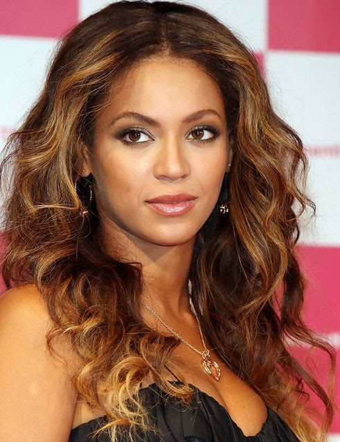 10 Beyoncé Knowles Hairstyles