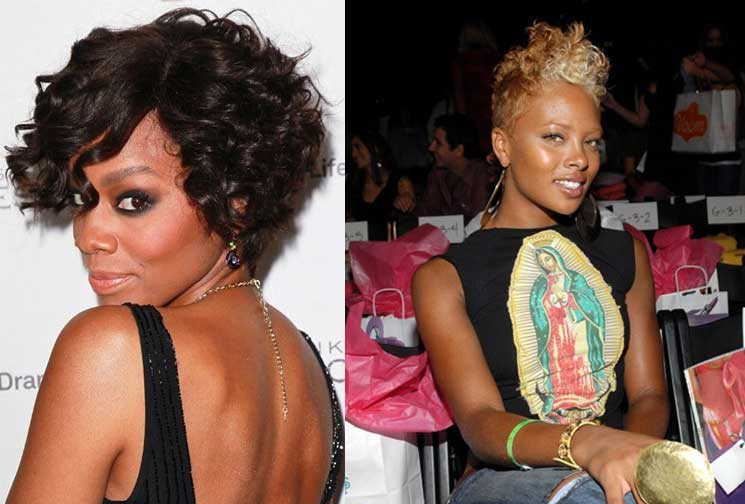 Chic Short Haircuts for Black Women