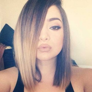 Fabulous Hair with Fine Straight Hairdo