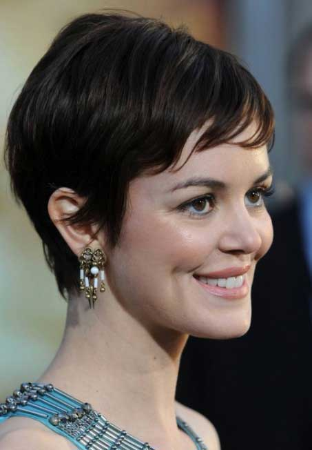 Soft Short Feminine Hairstyles