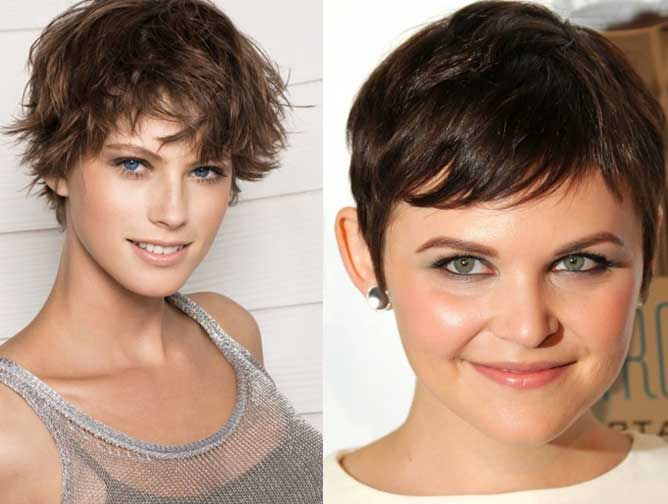 The Most Popular Short Feminine Hairstyles