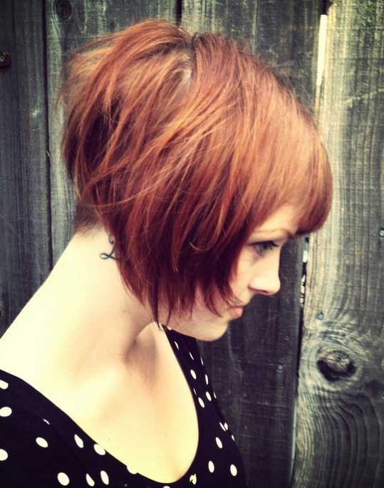 Cute Short Hair for Girls