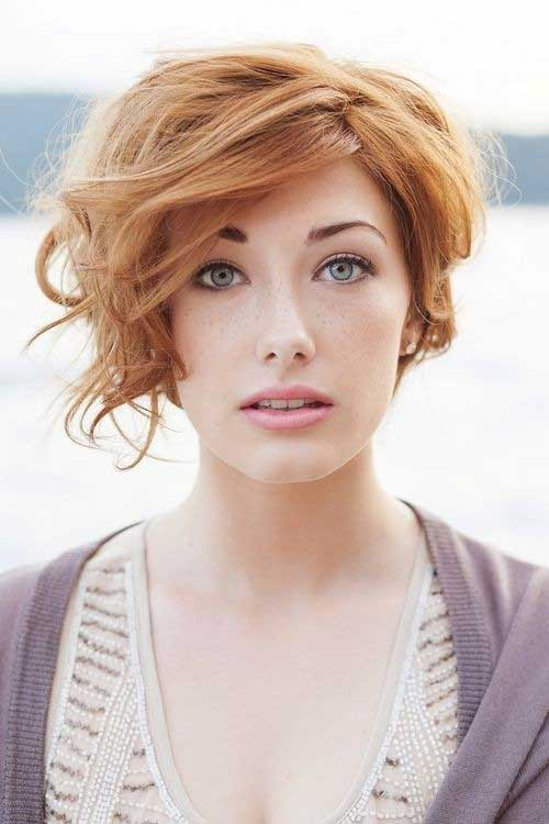 Cute Wavy Hairstyles for Long Face