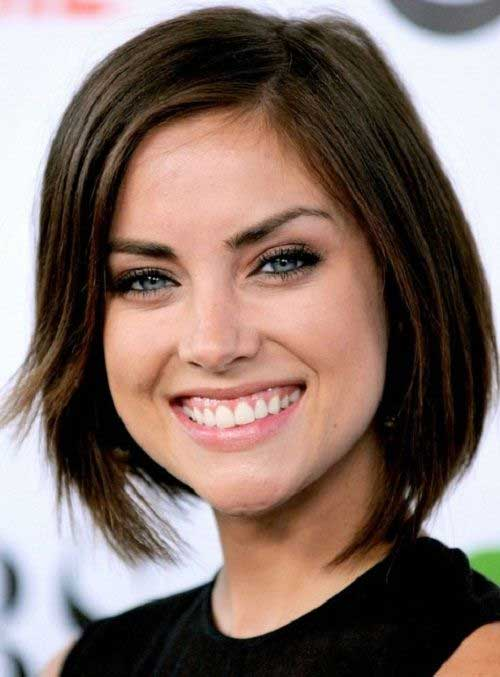 Hairstyles For A Thin Oval Face