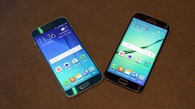 SAMSUNG Galaxy S6 & Note Edge