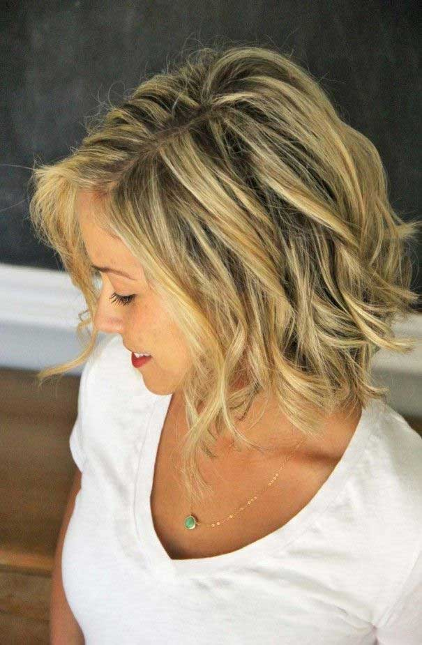 beach waves for short hair