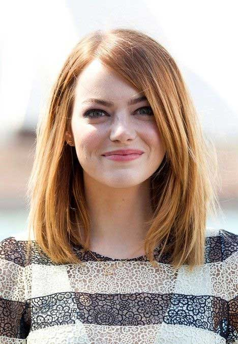 Long Haircut Styles For Round Faces 50 Most Flattering Hairstyles