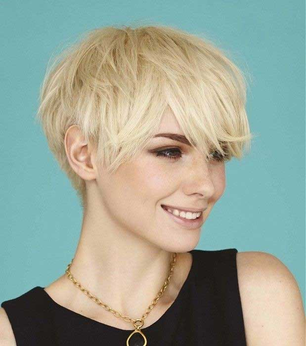 Layered Hairstyles Ideas for Short Hair