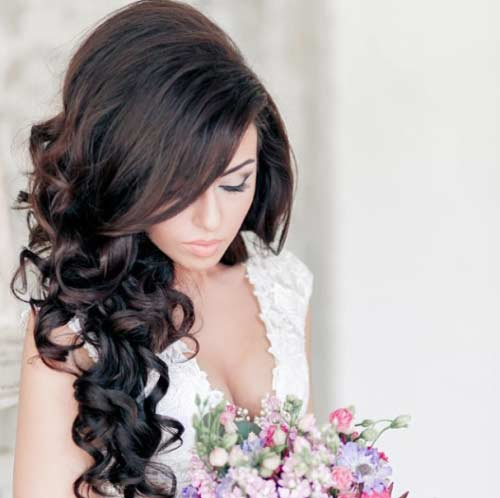 Classic Wedding Hairstyles and Updos