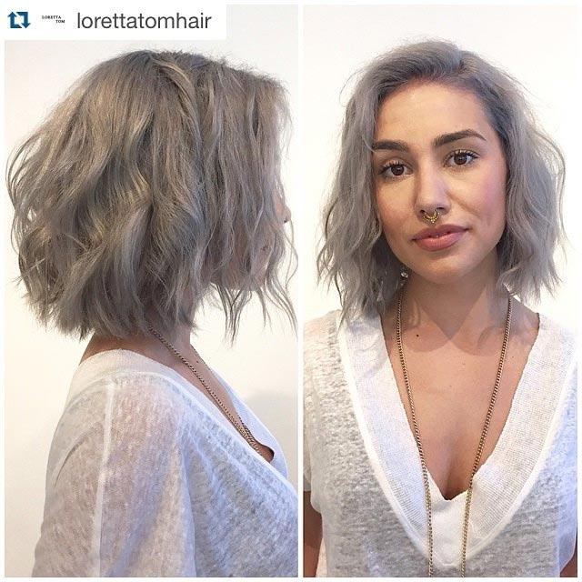 Flattering Messy Bob Hairstyles That Could Make You Center Of ...