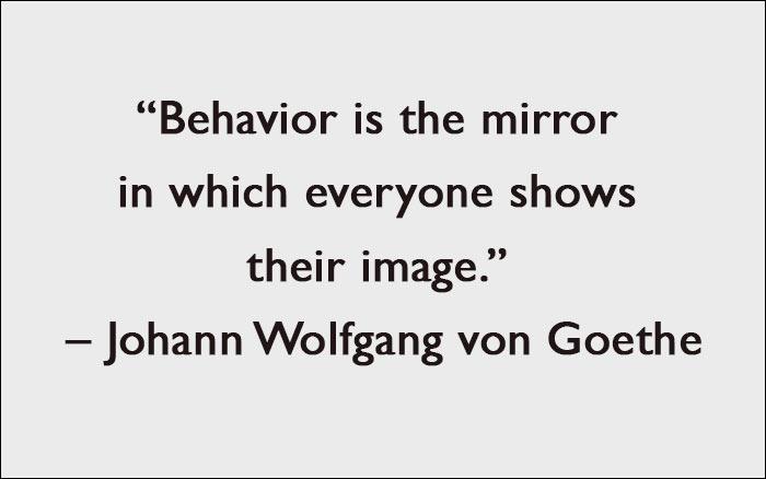 Behaviors Make You Unfriendly