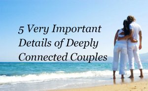 Deeply connected couples