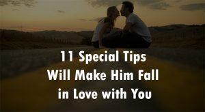 make him fall in love