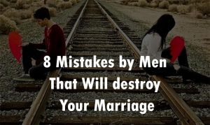 destroy your marriage