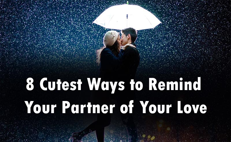 your partner of your love