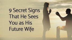 His Future Wife