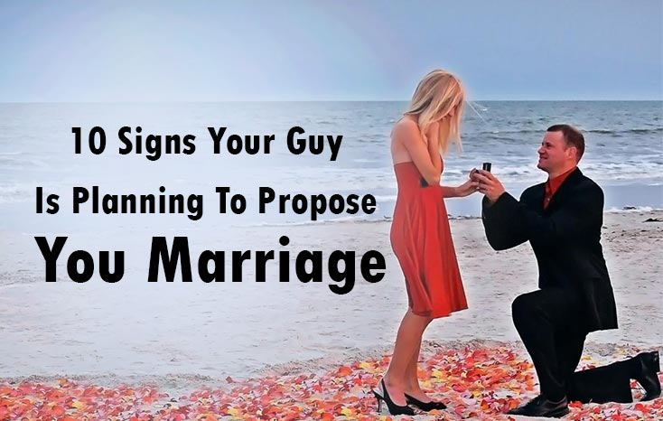 planning to propose you for marriage