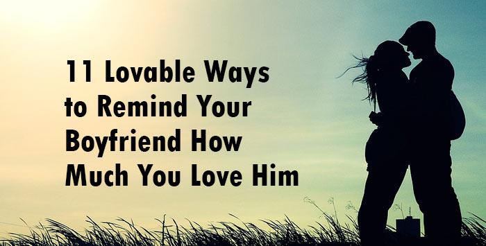lovable ways