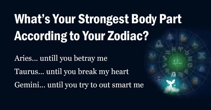 your zodiac