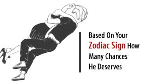 based on your zodiac sign