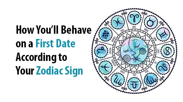 behave on a first date