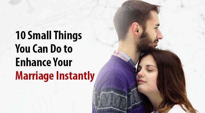 enhance your marriage