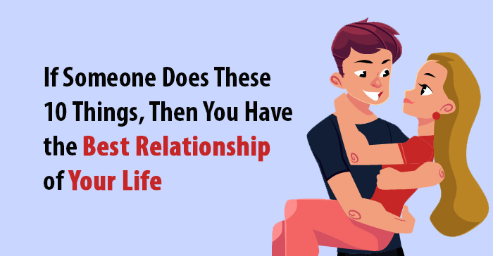 relationship of your life
