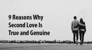 second love is true and genuine