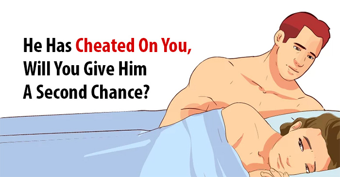 cheated on you