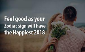the happiest 2018
