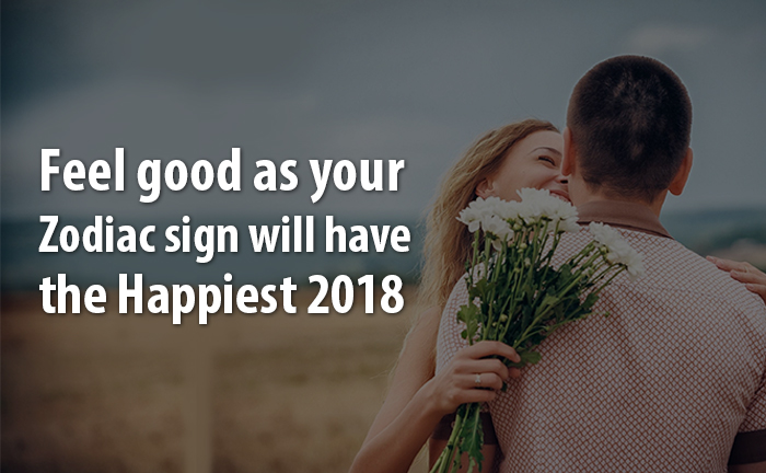 the happiest 2018