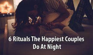 happiest couples do