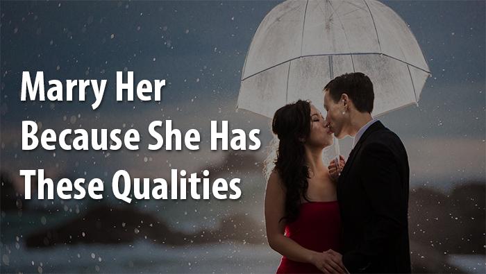 marry her
