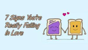 really falling in love