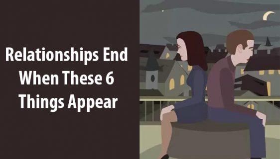 relationships end
