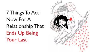 ends up being your last