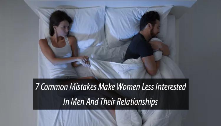 make women less interested