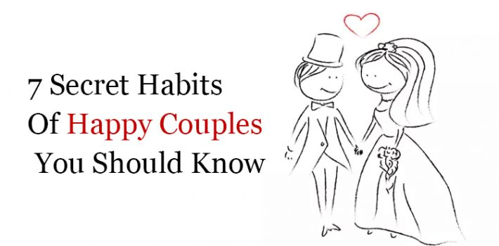 secret habits of happy couples