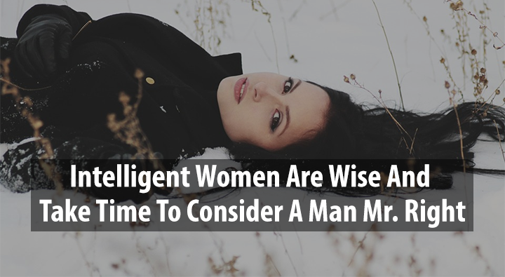 intelligent women are wise