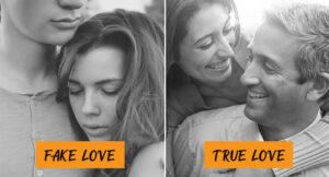 True And Fake Love