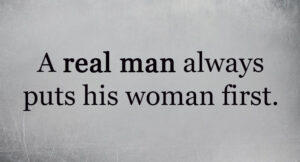 Qualities A Real Man