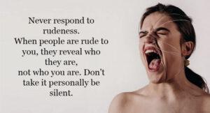 Counter Back Narcissistic Rage