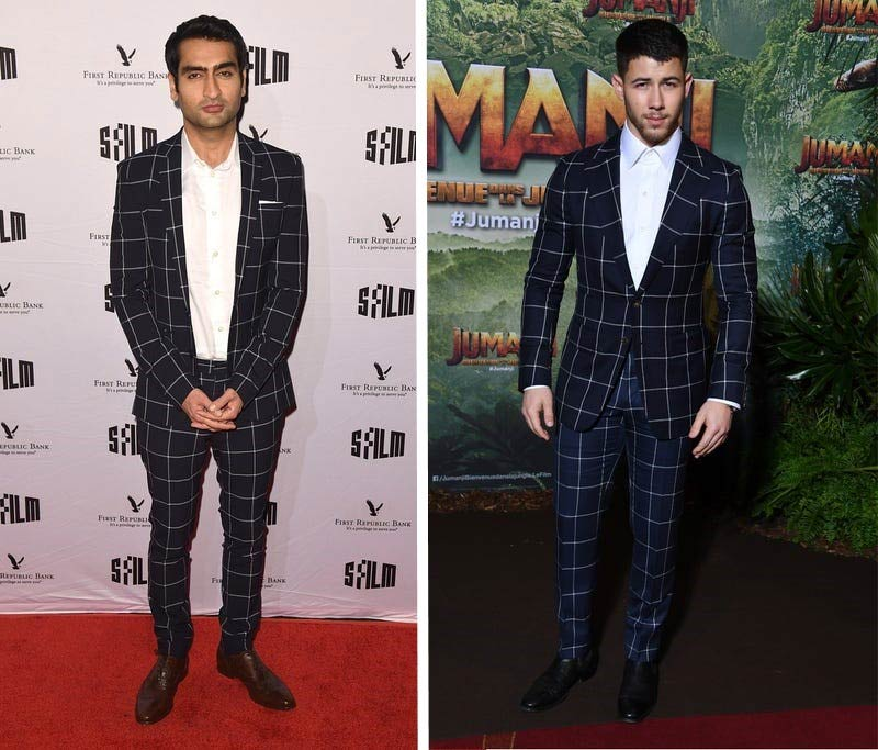 Kumail Nanjiani was seen in the same
